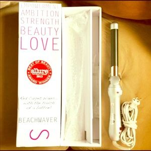 Beachwaver S Curling Iron in MINT CONDITION!
